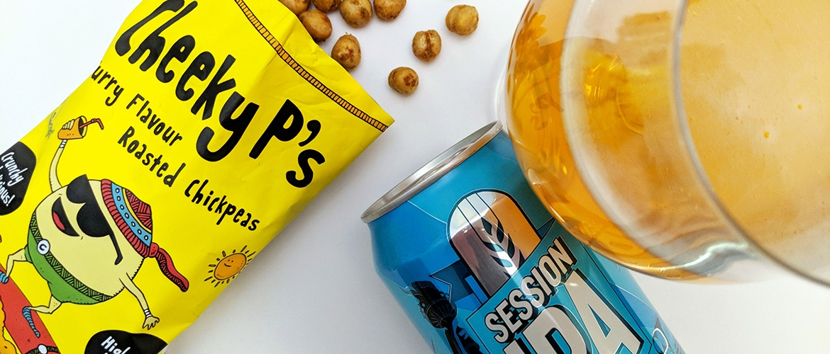 Cheeky P's Roasted Chickpeas Review