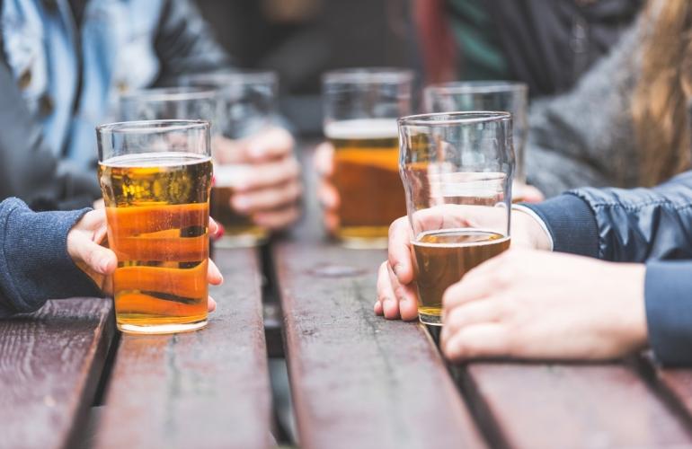Is beer suitable for vegans?