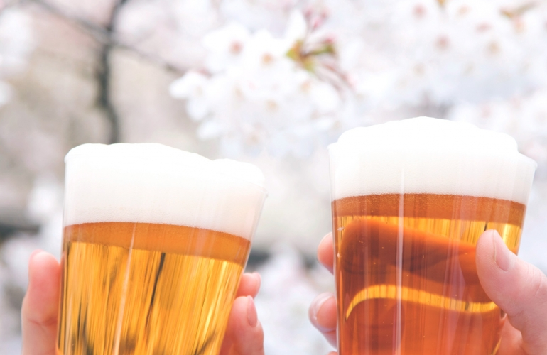 What beer to drink in spring