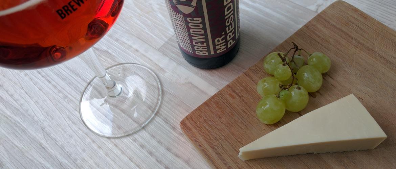 Vegan Beer & Cheese Pairing