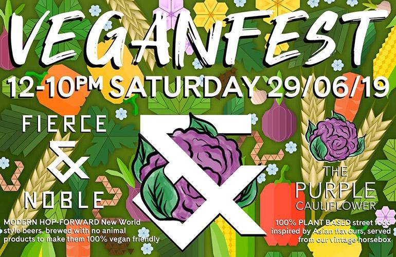 VeganFest: a celebration of vegan food and beer