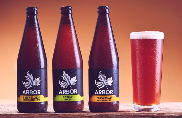 Arbor Brewing Beer Dinner