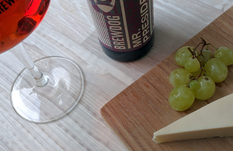 Vegan Beer & Cheese Pairing