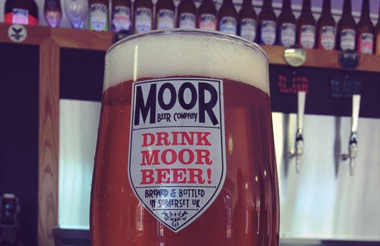 Moor Beer Brewery Tour