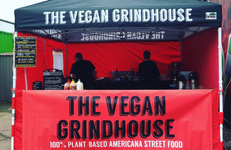 Vegan Grindhouse Tap House Takeover